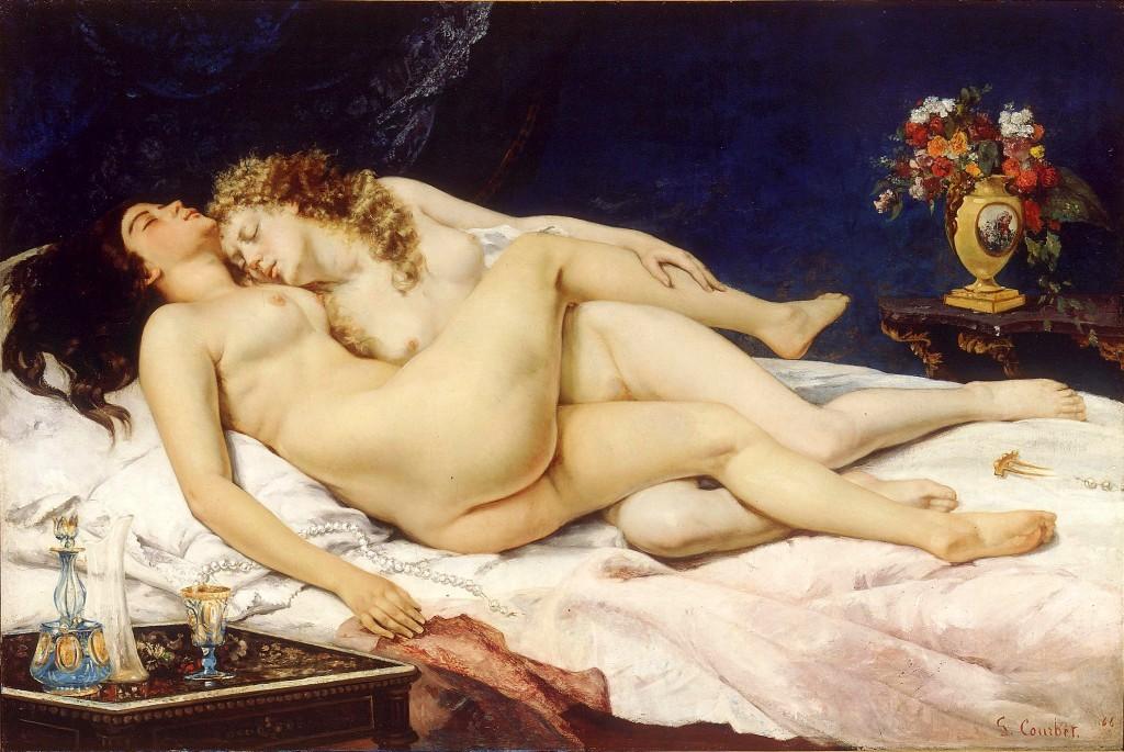 Courbet_Sleep