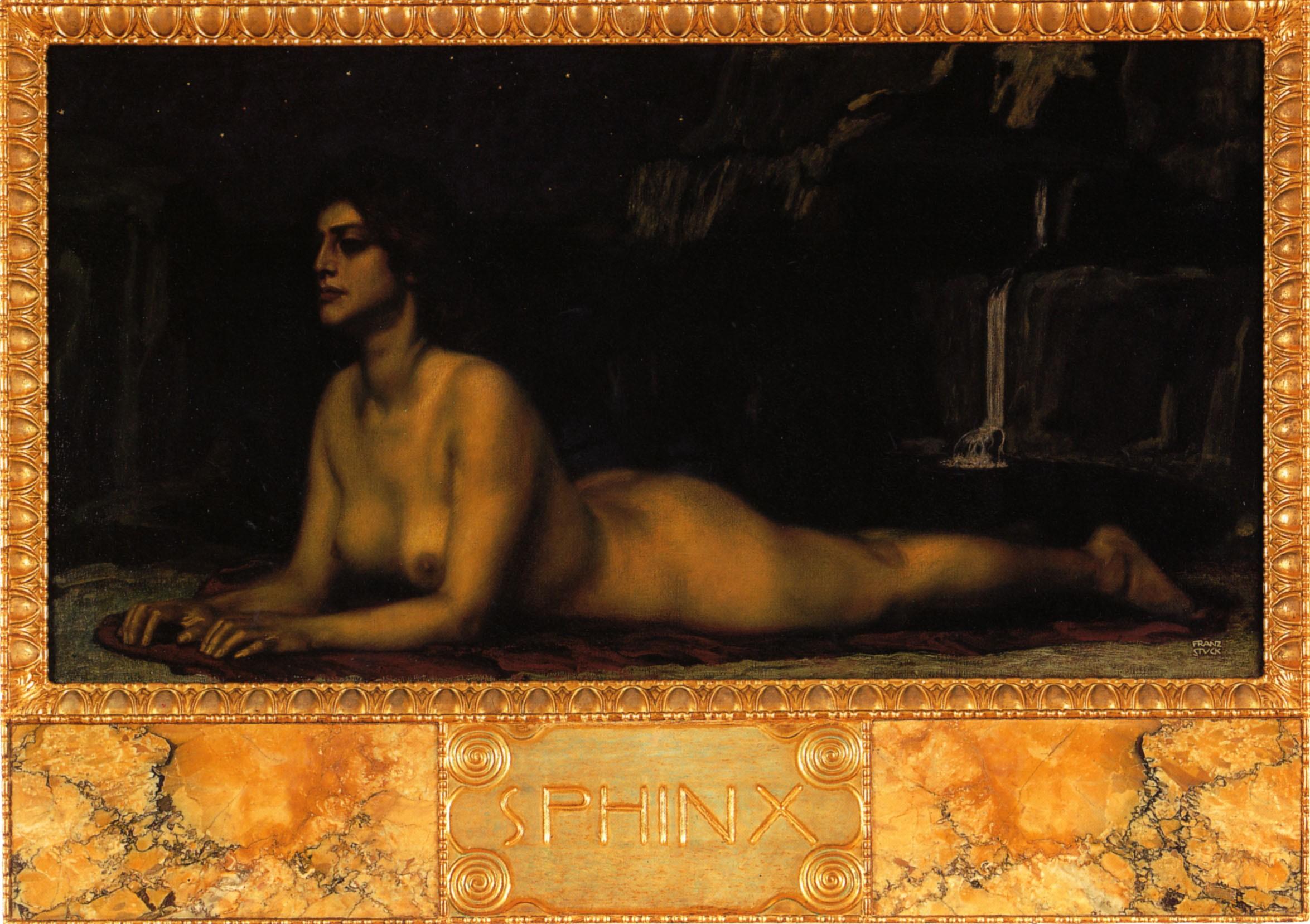 Franz_von_Stuck_Sphinx
