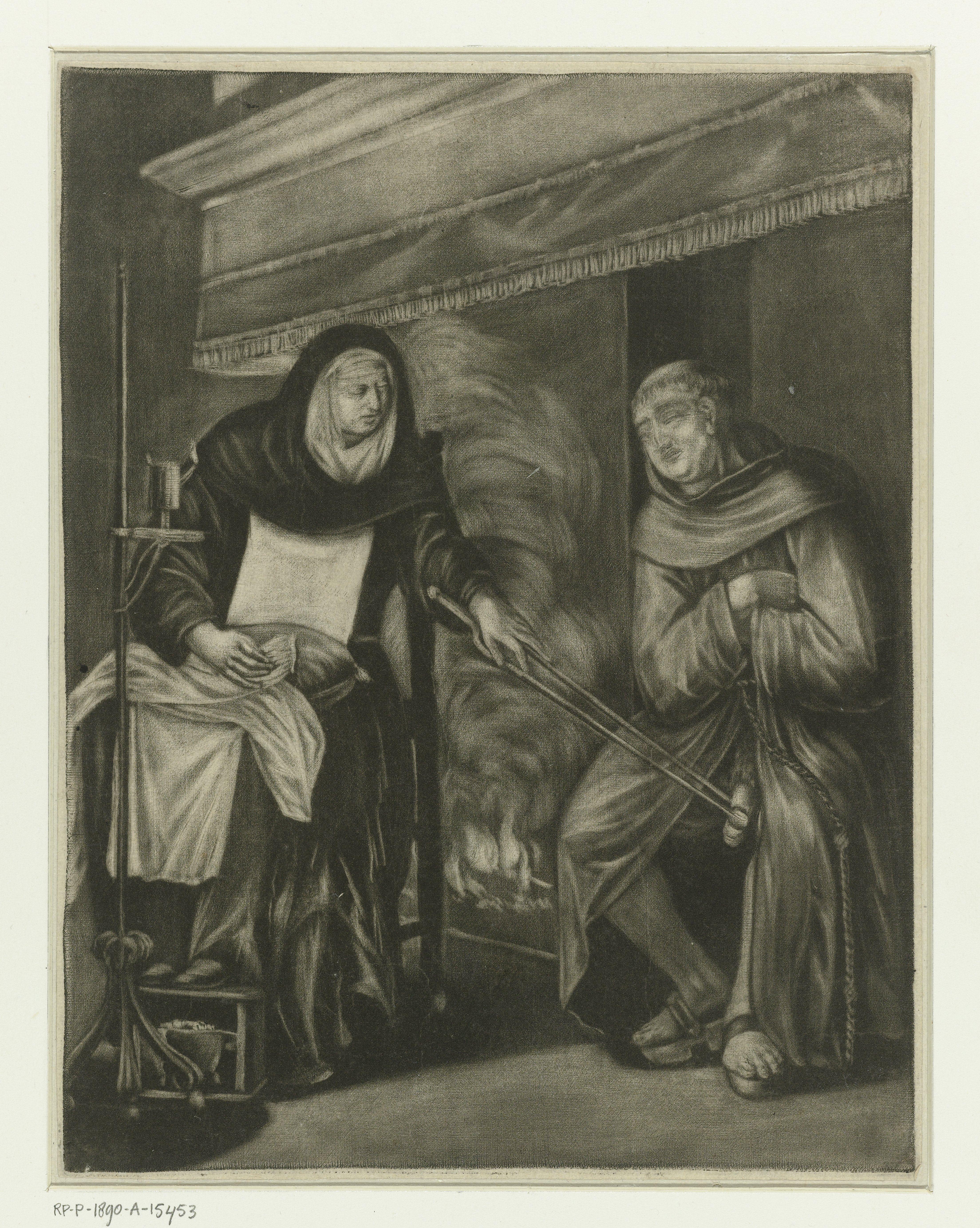 Monk and nun porn