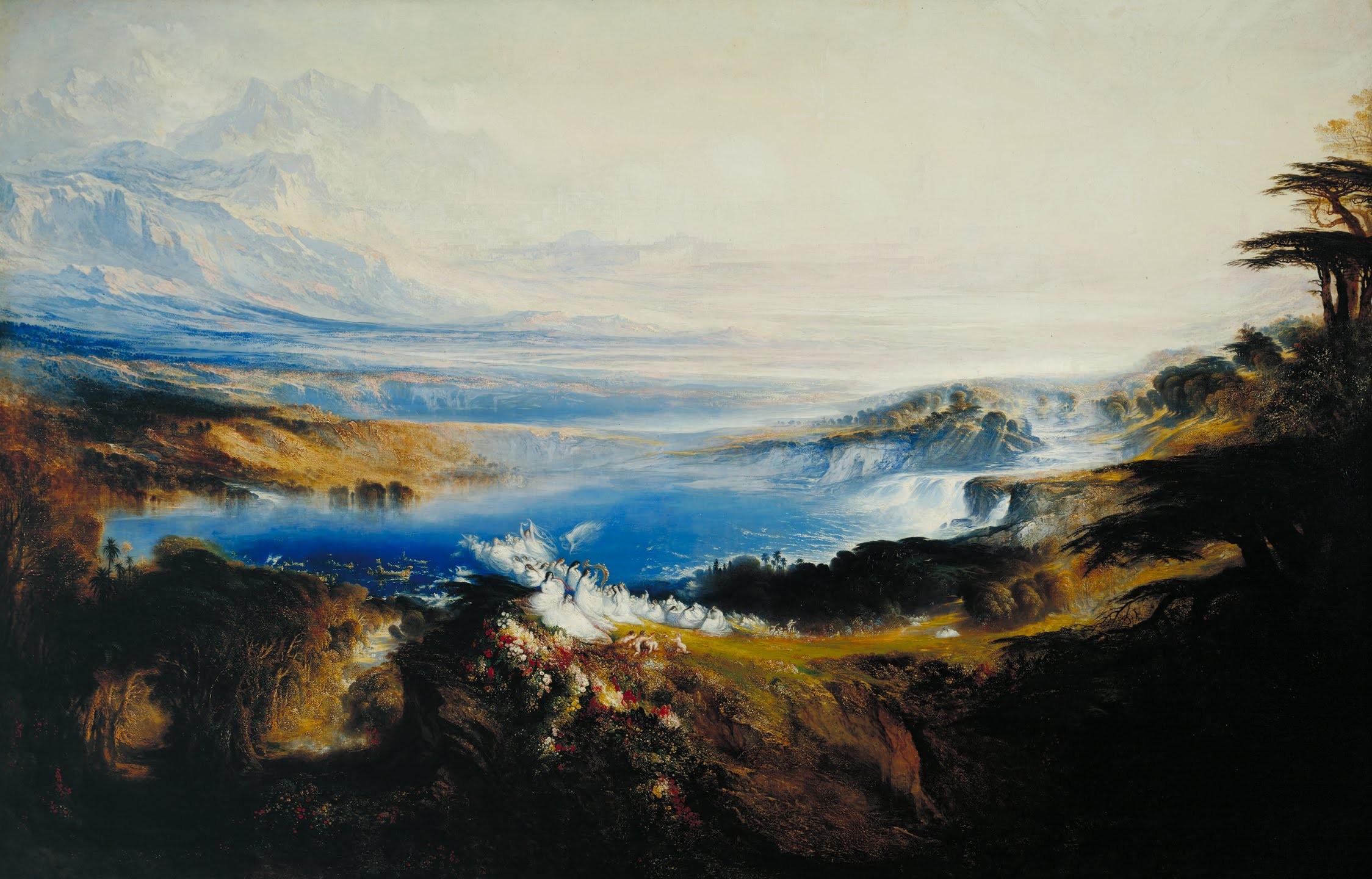 John_Martin_-_The_Plains_of_Heaven_-_Google_Art_Project
